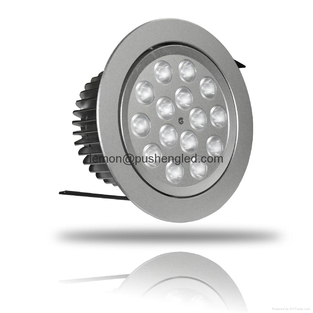 fashion metal or plastic downlight covers 3