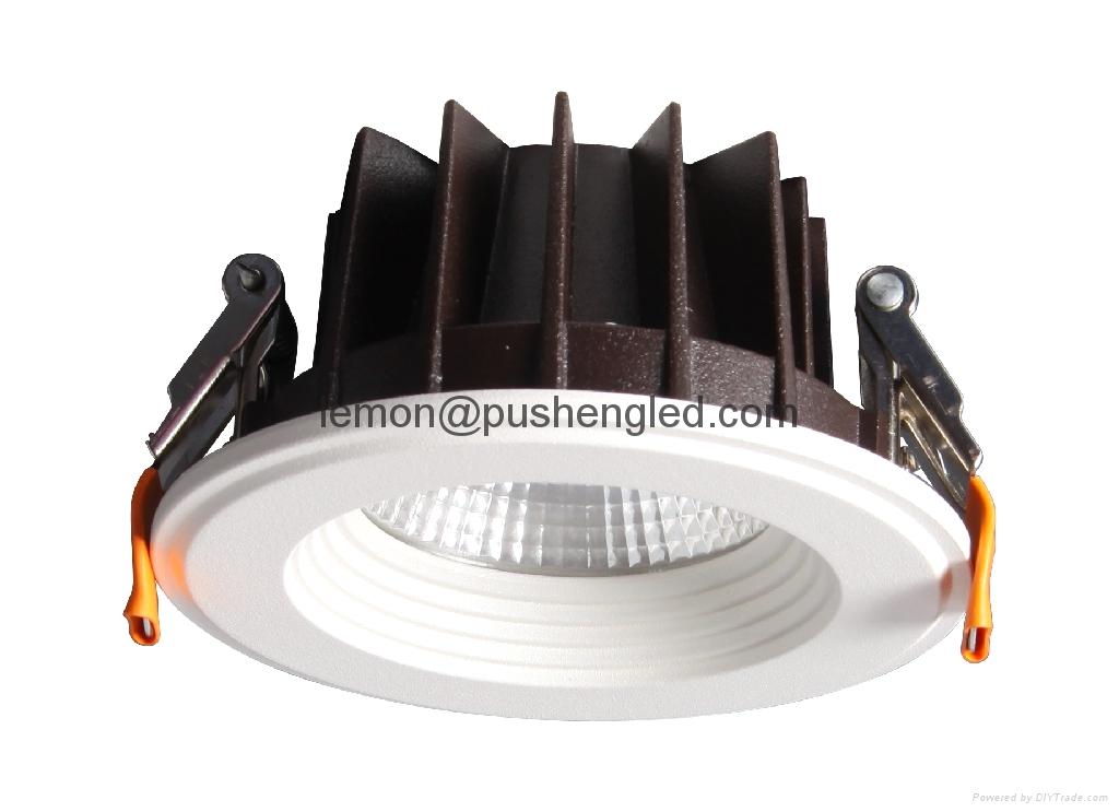 fashion metal or plastic downlight covers 5