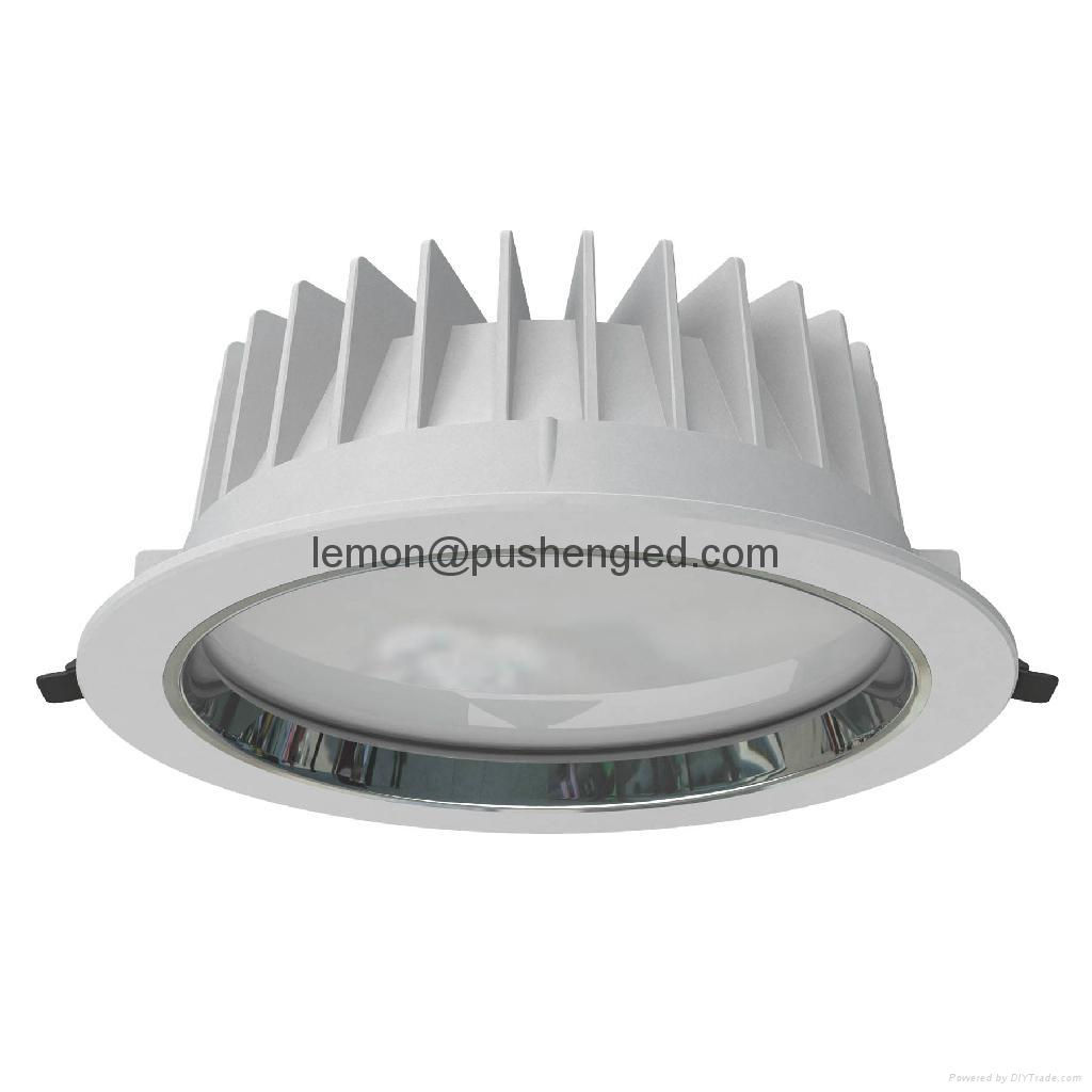 fashion metal or plastic downlight covers 4