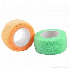 Medical Nonwoven Cohesive Bandage/Adhesive Bandage