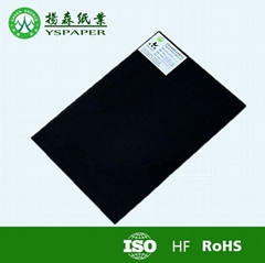 1.5mm thick paper&paperboards black paper mill