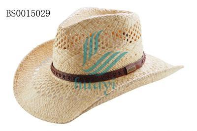 3c15d073e Wholesale straw cowboy hats - BS0015029 - Huayi (China ...