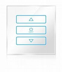 Wireless infrared wifi remote control networking zigbee lighting touch panel swi