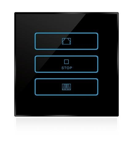 Wireless infrared wifi remote control networking zigbee lighting touch panel swi 2