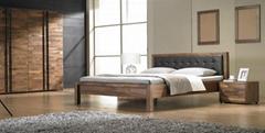 现代板式卧室家具