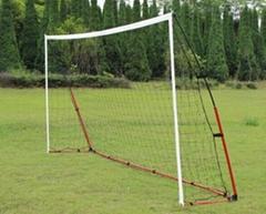 glass fiber soccer goal