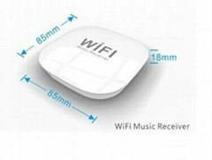 Wireless Music Receiver