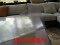 蓟县优质水晶板   PVC透明软片 2