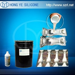 Rtv Liquid Moulding Silicone Rubber( for Concrete PU Resin  Gypsum Casting)