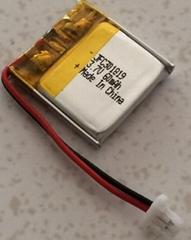 锂聚合物电池301819 3.7V 60mAh