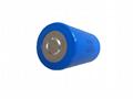 ER34615  Li -SOCl2  D型 锂亚硫酰氯电池 3.6V 1900mAh 3