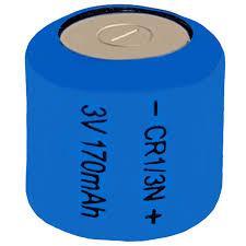 CR1/3N瞄准仪专用电池 3V 170mAh 锂锰一次性电池 1