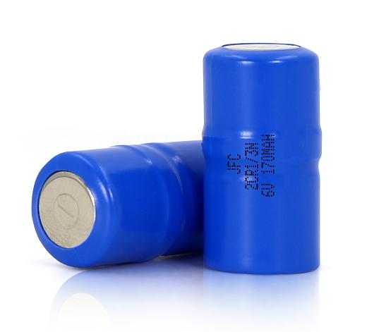 2CR1/3N锂锰电池组 6V 170mAh激光红外线用电池 2