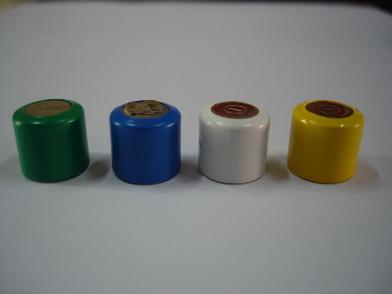 2CR1/3N锂锰电池组 6V 170mAh激光红外线用电池 3
