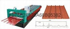 860型壓瓦機設備