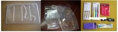 單雙面吸塑泡殼包裝封口機(轉盤式)