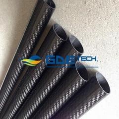 Carbon Fiber Tubes High Strength Corrosion resistant Durable Professional Manufa