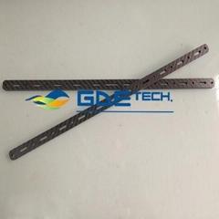 custom cnc carbon fiber parts 100% Carbon Fiber 3K carbon fiber sheet CNC cut