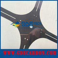 CNC Carbon Fiber Parts