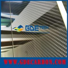Glossy Matte 3K Carbon Fiber Sheet Plate 1MM 2MM 3MM 4MM 5MM 20MM