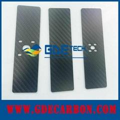 CNC Custom Carbon Fiber Cutting Parts