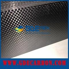 3k carbon fiber laminated sheet, matte carbon sheet, glossy carbon plate