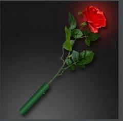 LED Red Rose