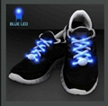 LED SHOELACE LIGHTS FOR NIGHT RUNNING