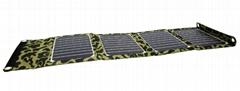 太阳能电池充电包