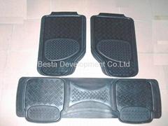 Rubber Car Mat  6kgs Set