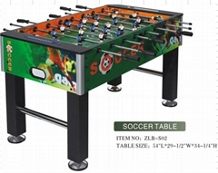 hot saling MDF soccer table