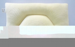 Smile shredded memory foam pillow