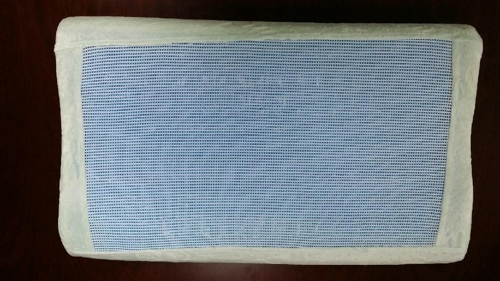 PU Cooling Gel contour memory Pillow 1