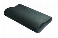 Breachable Contour Memory Pillow