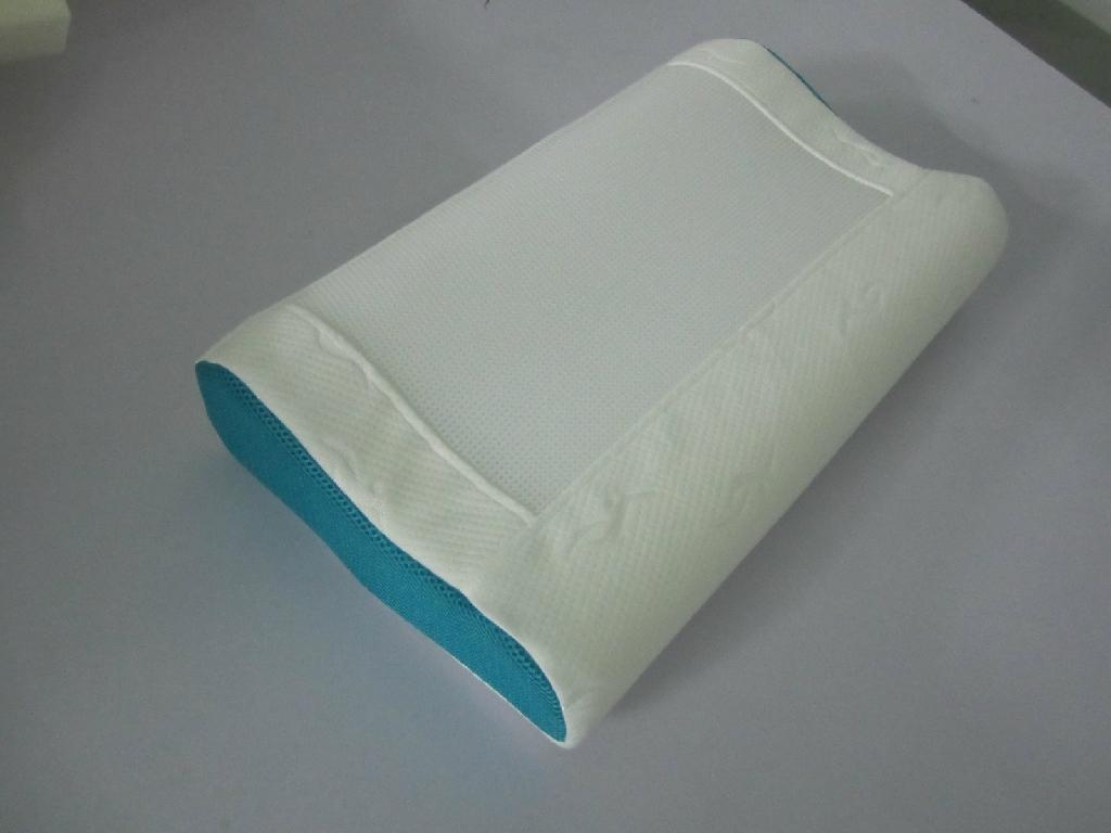Breachable Contour Memory Pillow 3