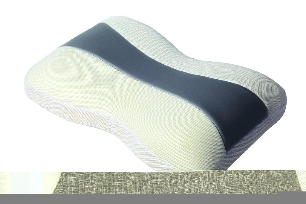 PU Breathable Contour Memory Pillow 1