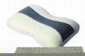 PU Breathable Contour Memory Pillow 2