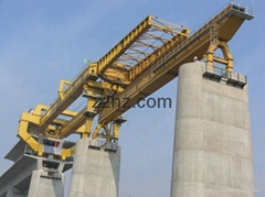 ZZHZ Bridge Girder Launcher for Highway and Railway