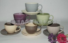 BX11130  CUP AND SAUCER SET