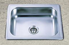 stainless steel sink        KTS2519
