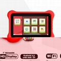2014 New 7inch  Quad Core Tablet PC for Kids 4