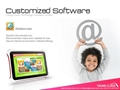 Tablet PC for Kids with multifunctions (