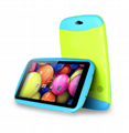 Hot selling 7inch quad core kids tablet 5