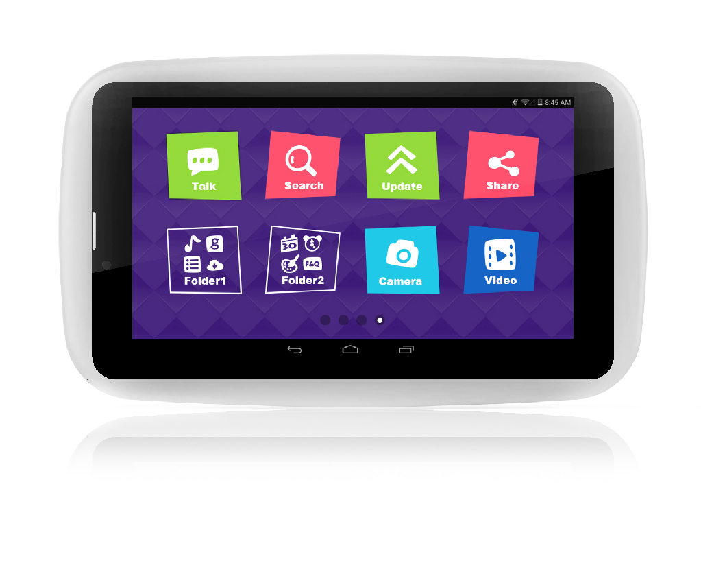 7inch Kids Tablet with  educational kids APK 4