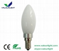 3W LED bent-tip Bulb Dimmable E14 CE Rohs 3