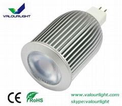 9W LED MR16 spotlight Dimmable CE Rohs SAA