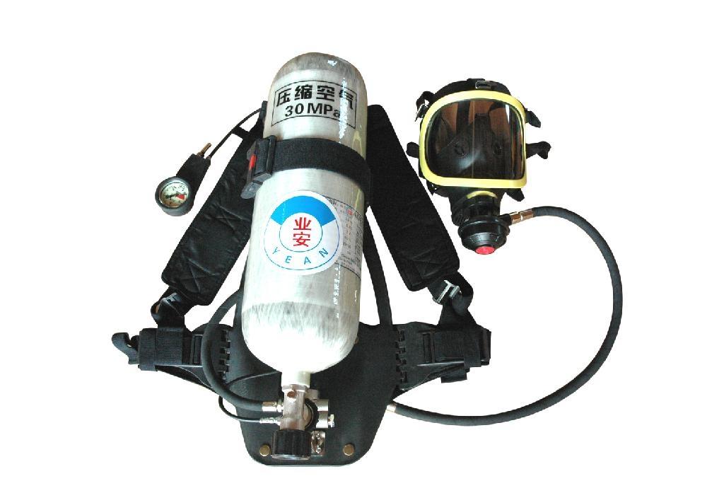 RHZKF系列正壓式空氣呼吸器 2