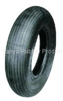 Wheel barrow tyre and inner tube 4.00-8