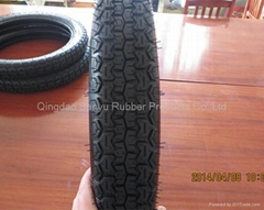 Most popular pattern and size motorcycle tyres2.75-18