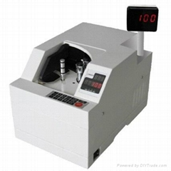 currency counter  bank counter FDJ 100